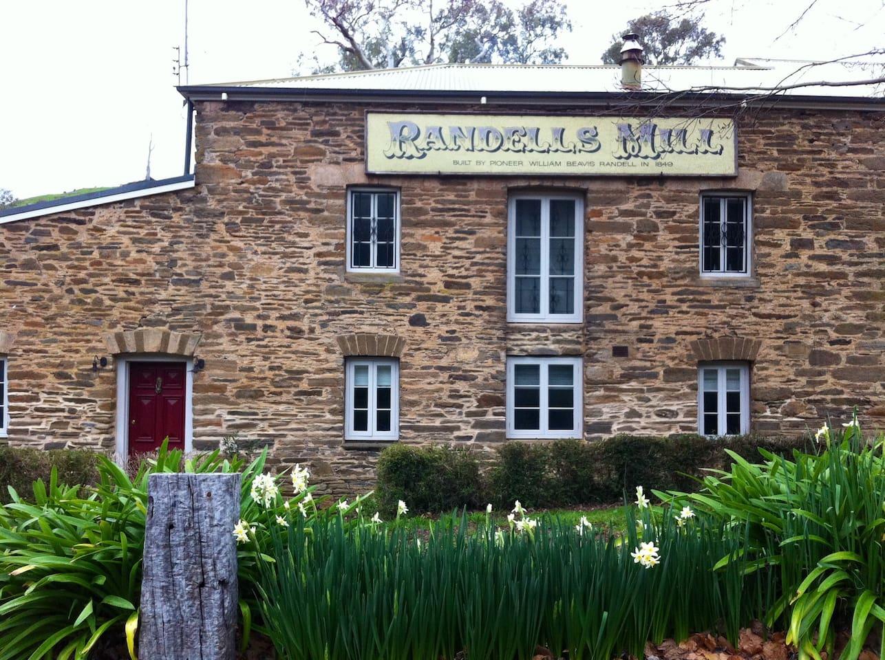 Randells Mill c 1848