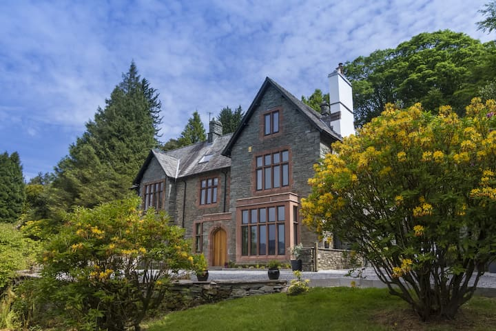 """5 Star Gold""  - Lake District - Loughrigg (nr. Ambleside) - Huis"