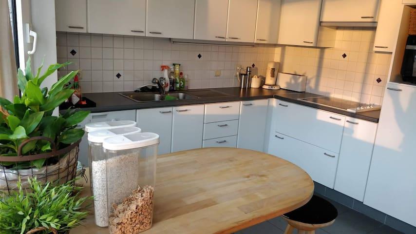 Appartement in de gezellige buurt Antwerpen Zuid