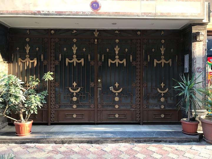 Eslam's home