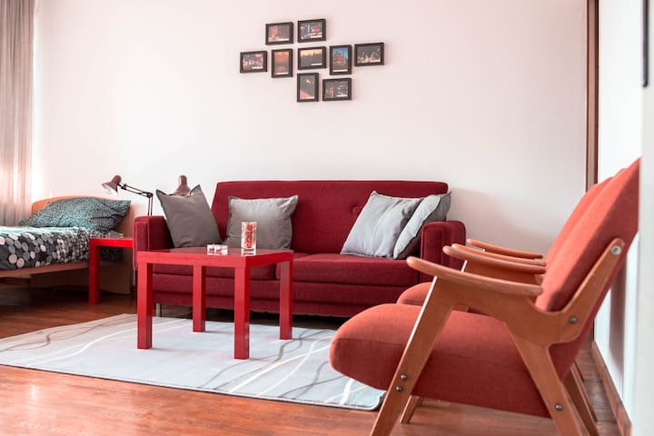 Affordable and cosy apartment - Ljubljana - Byt