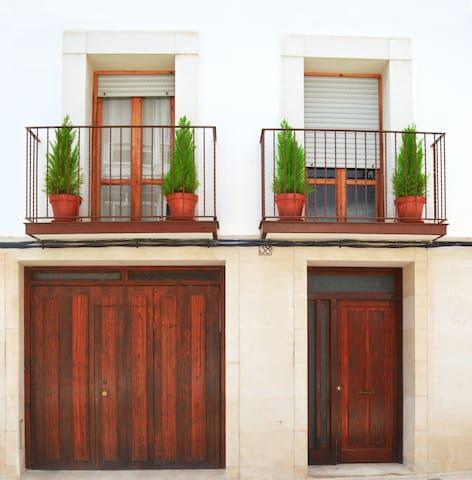 Casa Escosa       Apt. 2 personas - Albalate del Arzobispo