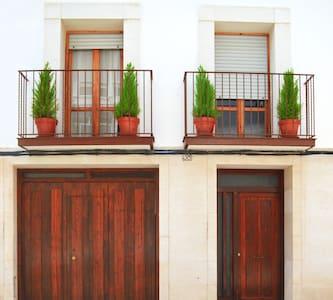 Casa Escosa       Apt. 2 personas - Albalate del Arzobispo - Casa
