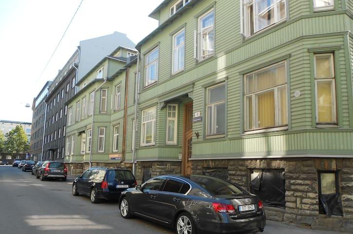 Cozy Triple Room - Tallinn - Inny