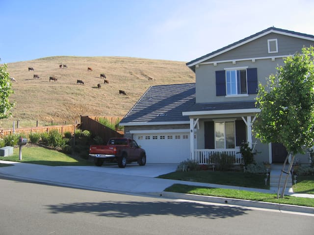 Sanctuary Valley in Rolling Hills - Fairfield - Casa