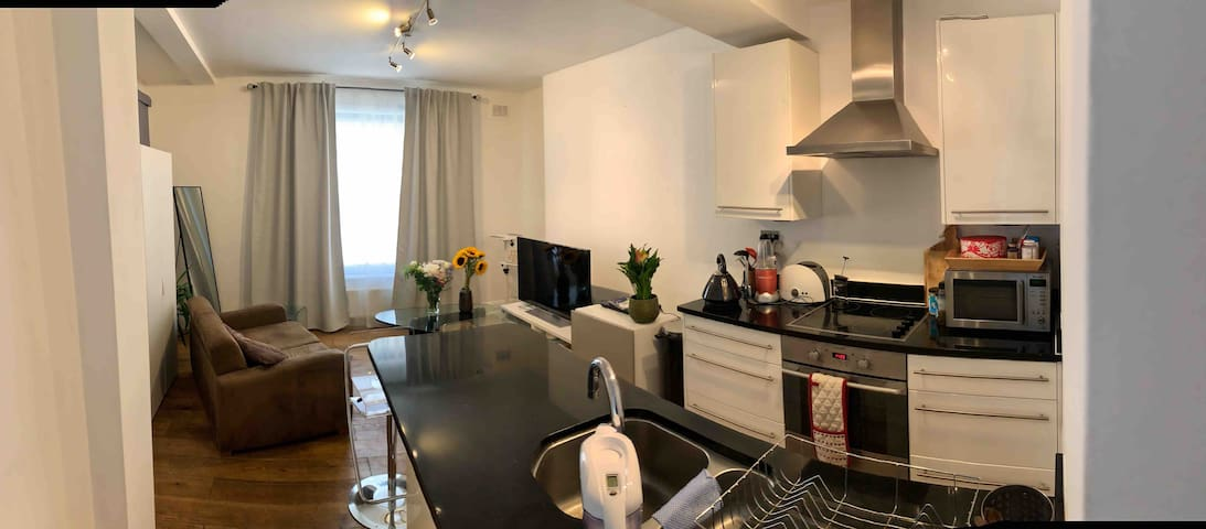 Lovely apartment on a quiet street near Hyde Park