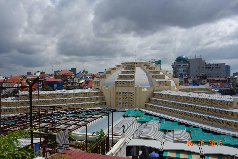 PHNOM PENH ICON CENTRAL MARKET