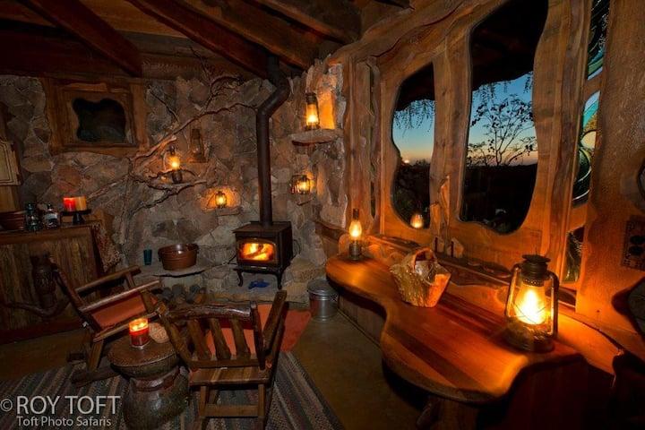 Real-life Hobbit Hole near San Diego, California Airbnb