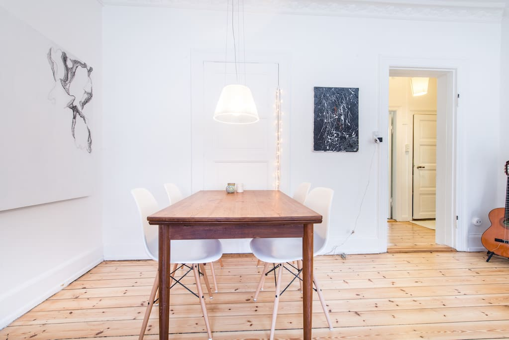 Baby friendly apartment in CphNorth