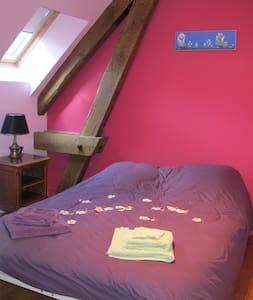 Chambre Glénants - Saint-Yrieix-la-Perche - Bed & Breakfast