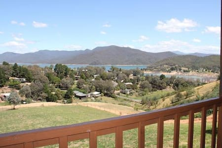 Craignish at Lake Eildon - Mountain Bay - Talo