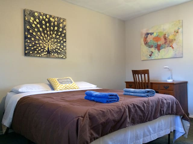Comfy Bed Near Bishop Arts - Dallas - House