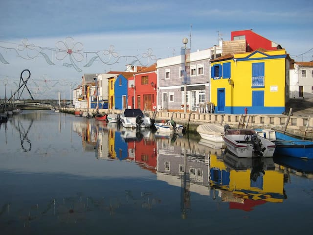 Apartment in the heart of Aveiro - Aveiro - Daire