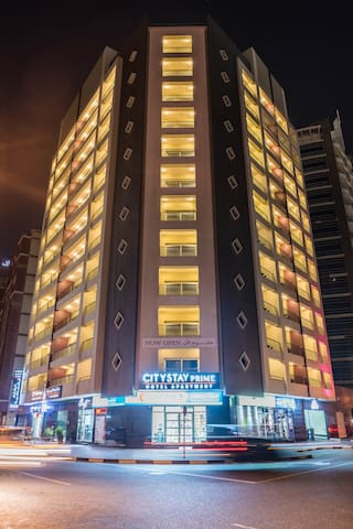 TWO BEDROOM APARTMENT (4 PERSON)