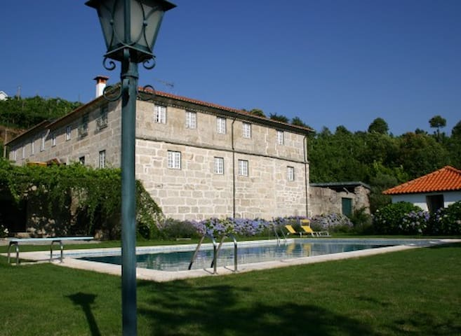 Manor House with pool - Cabeceiras de Basto - Huis