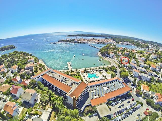 Villa Joka studio apartment 1 (sea view)