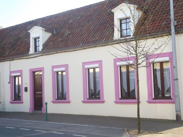 gite du Nolac - La Capelle-lès-Boulogne - Casa