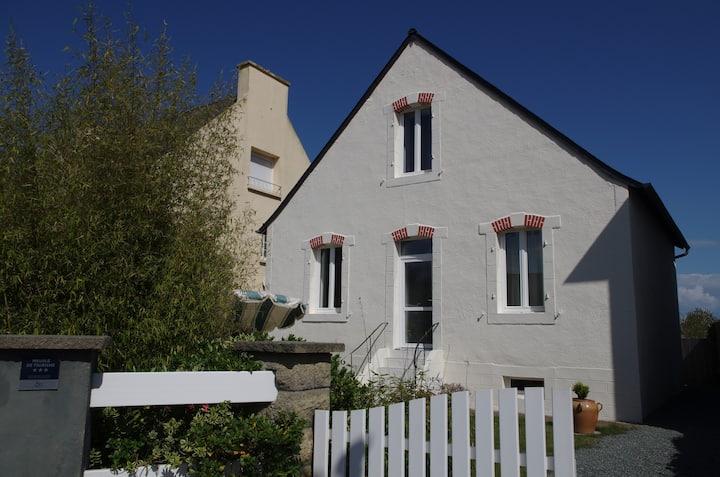 Charmante maison / jardin Bretagne