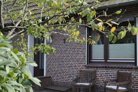 Ferienwohnung auf dem Land - Rastede, Niedersachsen, DE - Casa