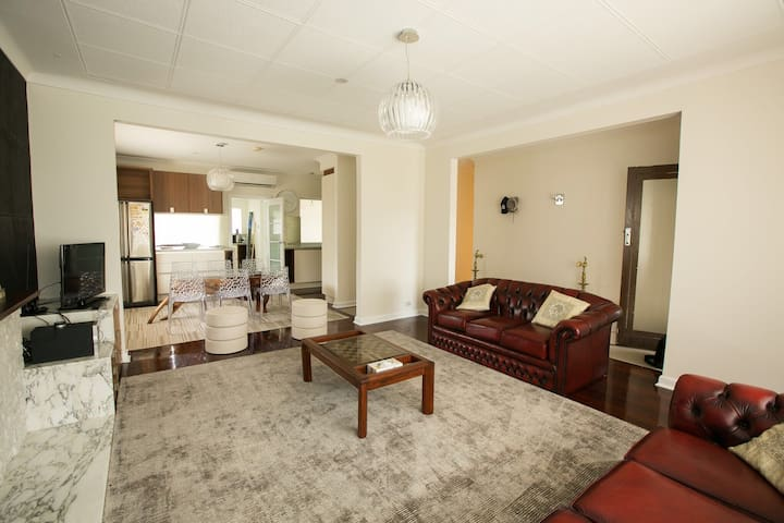 Great home close to CBD, river and shops