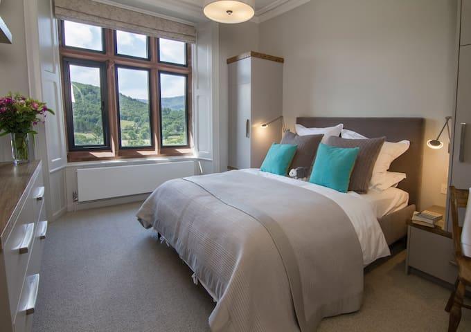 Luxury bedrooms. All ensuite.