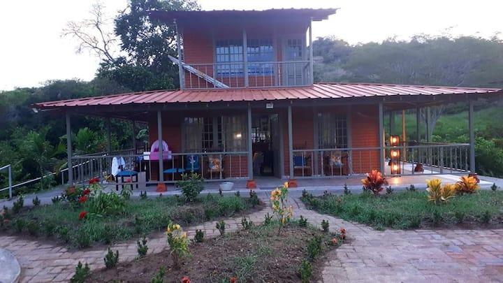 Casa Campestre en Zarzal Valle del Cauca