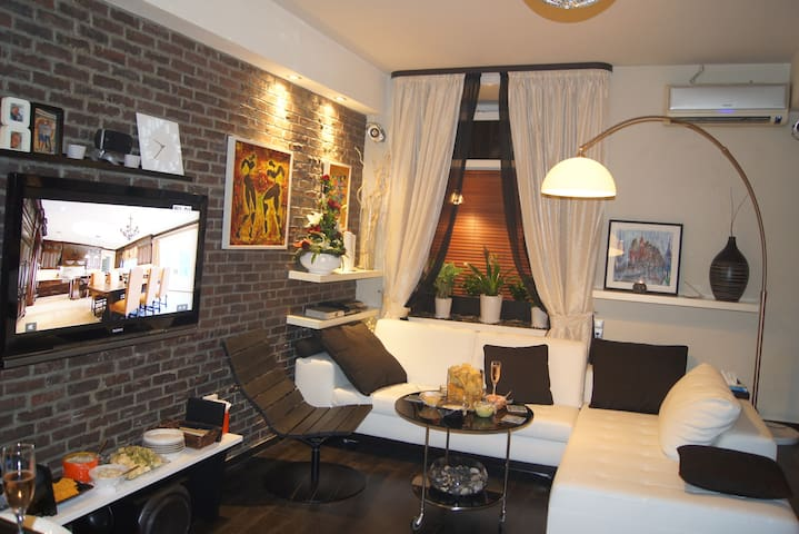 Park Place Studio Apartment - Москва - Lejlighed