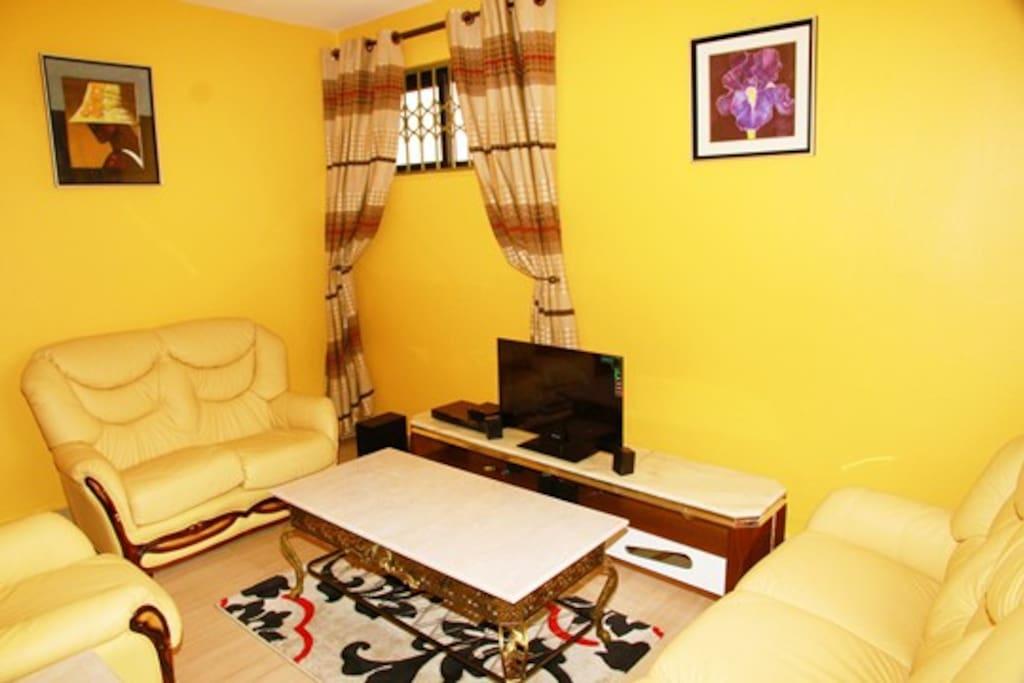 Living Area 2nd Angle
