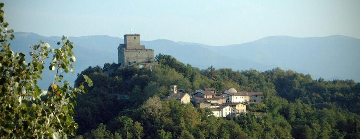 Charming Villa on the Italian Hills - Salice Terme - Huvila