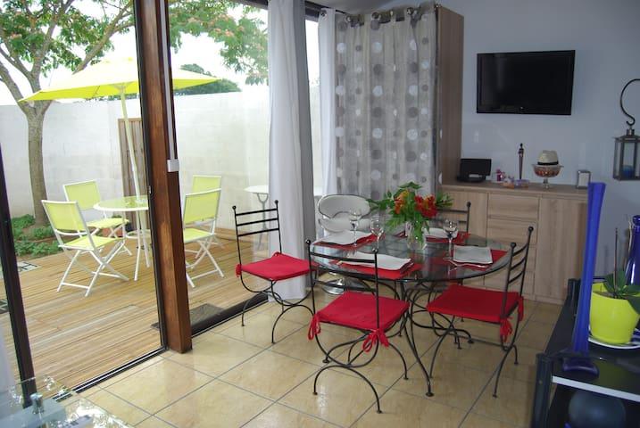 A La Belle Vie Cosy calme et proche - Saint-Sulpice-de-Faleyrens - Wohnung