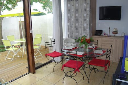 A La Belle Vie Cosy new appart - Saint-Sulpice-de-Faleyrens - Apartment