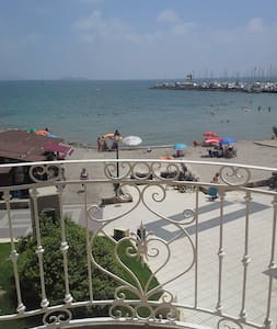 Habitación Privada frente al mar - Los Alcázares - House - 2