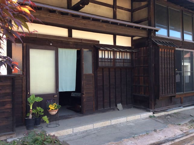 Traditional Japanese Farm House (180yrs) - Tatsuno-machi - Maison