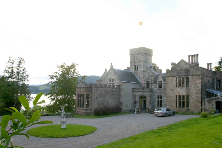Craigrownie Castle - Cove - Casa