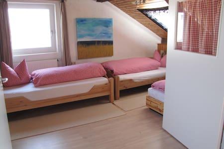Gästehaus Huber - 4er Apartment - Feichten