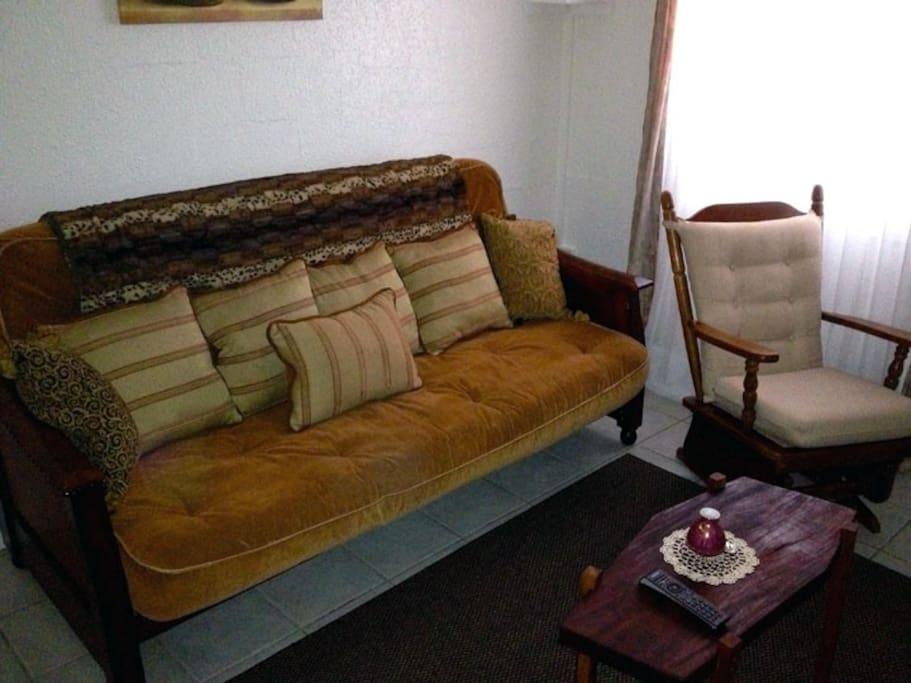 Living Room W/Flat Screen TV