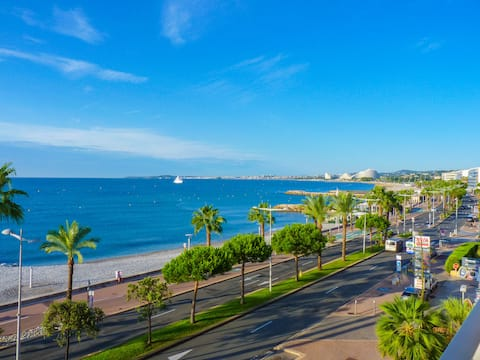 Magnificent F2 sea view!