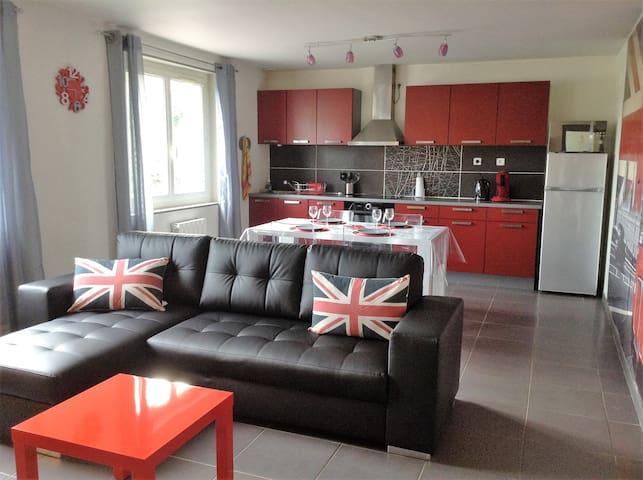 Joli T2  pour découvrir Périgueux et ses environs - Périgueux - Apartamento