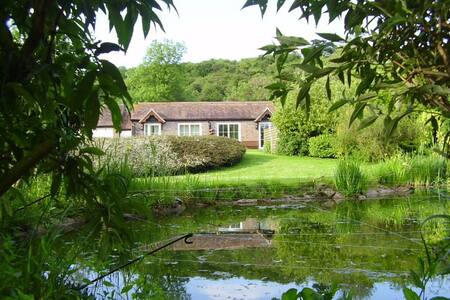 Orchard Cottage a great place to relax & unwind.
