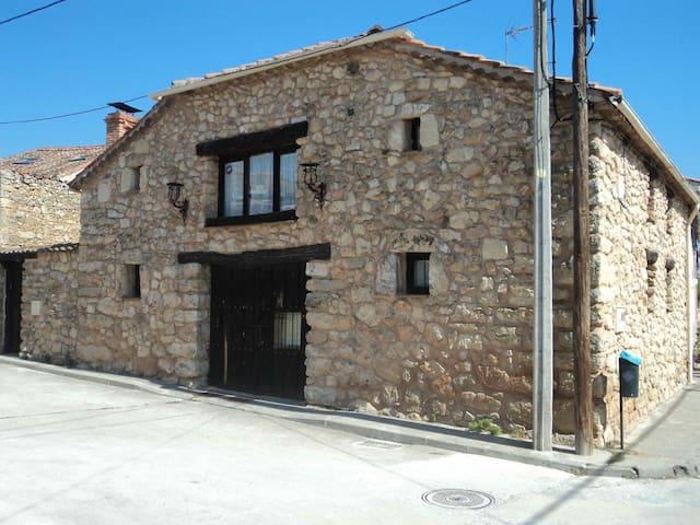 Casa de pueblo a 15 min. de Segovia - Brieva - Dům