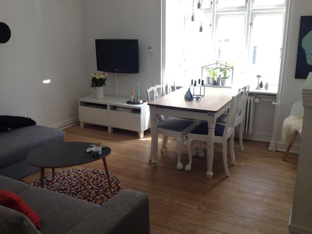 2-værelses lejlighed i Århus C - Aarhus - Pis