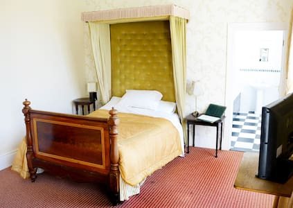 Room 8 in historical Belmont Hall - Bed & Breakfast