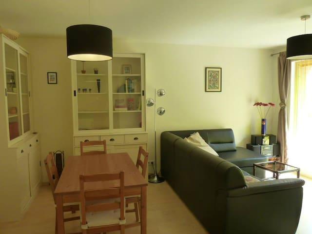 Sunny 50 m from the sea, tram, shop - Oostende - Apartment