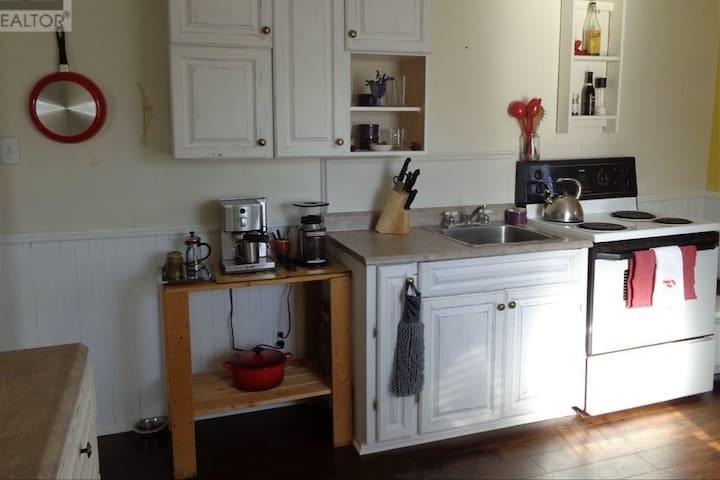 Ambiance paisible au coeur de la ville - Moncton - Apartament