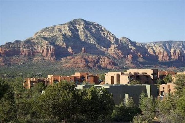 Sedona Summit Resort- Studio sleeps 4