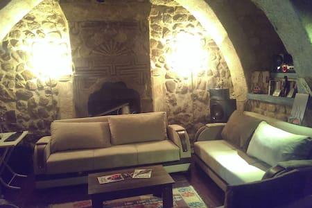 Hexagon Cave House Cappadocia - Hus