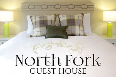 North Fork Guest House - 卡奇格(Cutchogue) - 住宿加早餐