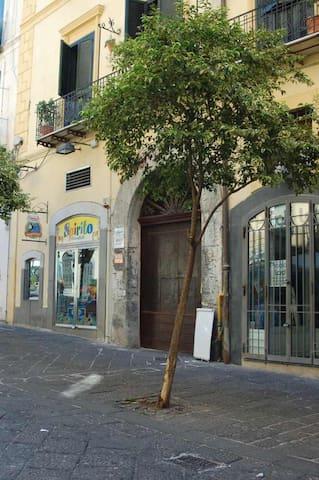 minisuite in centro storico Akù - Salerno - Lejlighed