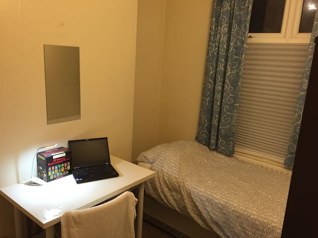 Nice room good central location