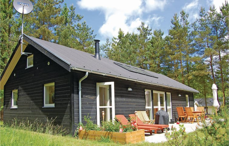 Holiday cottage with 3 bedrooms on 87m² in Ebeltoft